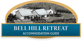 Bell Hill Retreat - West Coast Bed and Breakfast - Bell Hill Retreat Bed and Breakfast Accommodation Lake Brunner